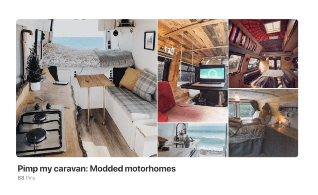 Pimp my caravan: Our 10 favourite modded motorhomes on Pinterest, by blue self storage