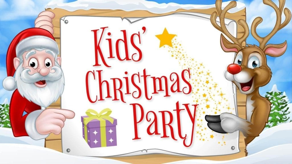 Storage in Cardiff - Kids Christmas party