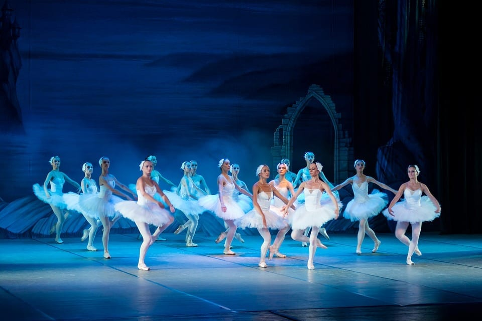Blue self storage - Christmas ballet performances in Cardiff