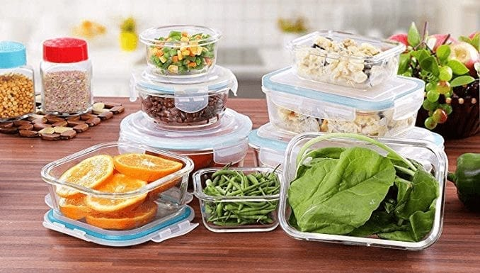blue self storage helps customers reach sustainable goals - lunch in tupperware containerss