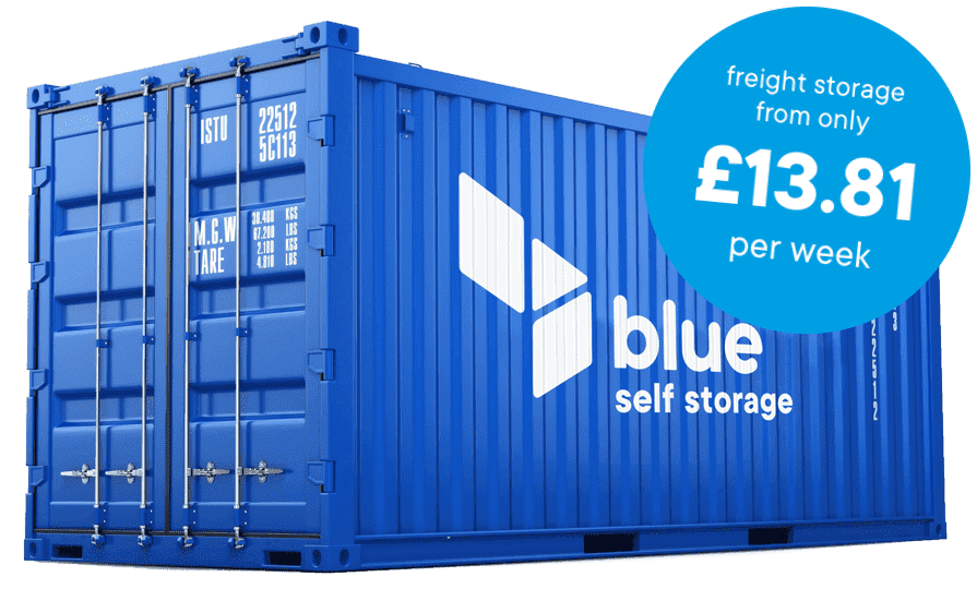 Freight storage in Cardiff