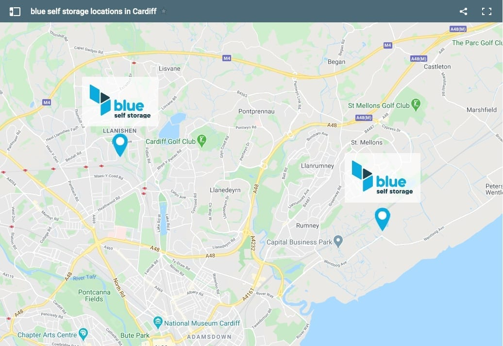 Moving house during lockdown - pick your closest Cardiff self storage facility