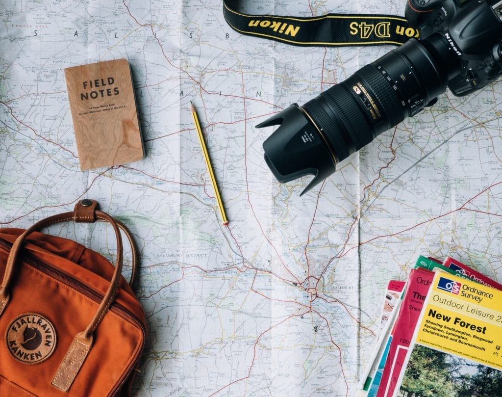 Planning your next Campervan and motorhome travel adventure - our guide