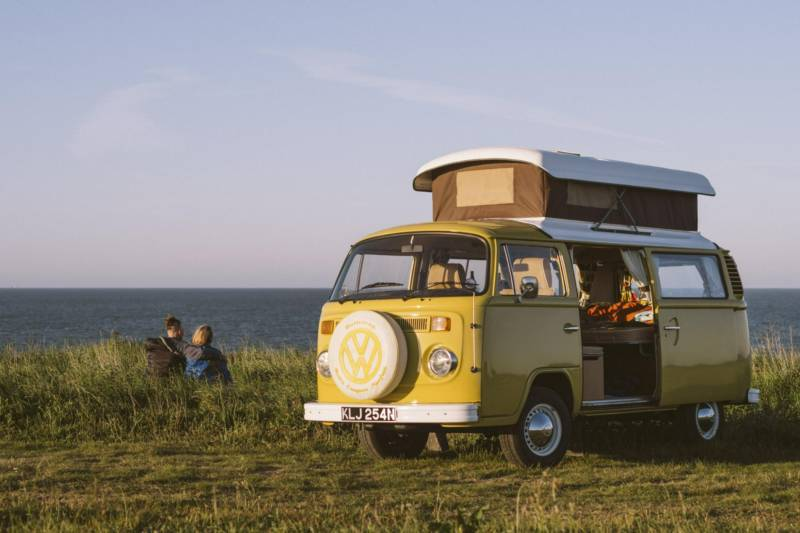 Campervan and motorhome travel adventure - our guide
