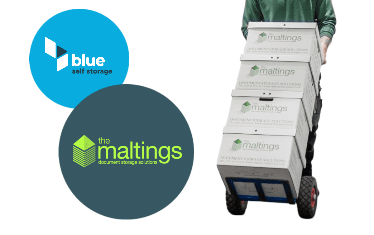 Maltings Document Storage Solutions in Cardiff