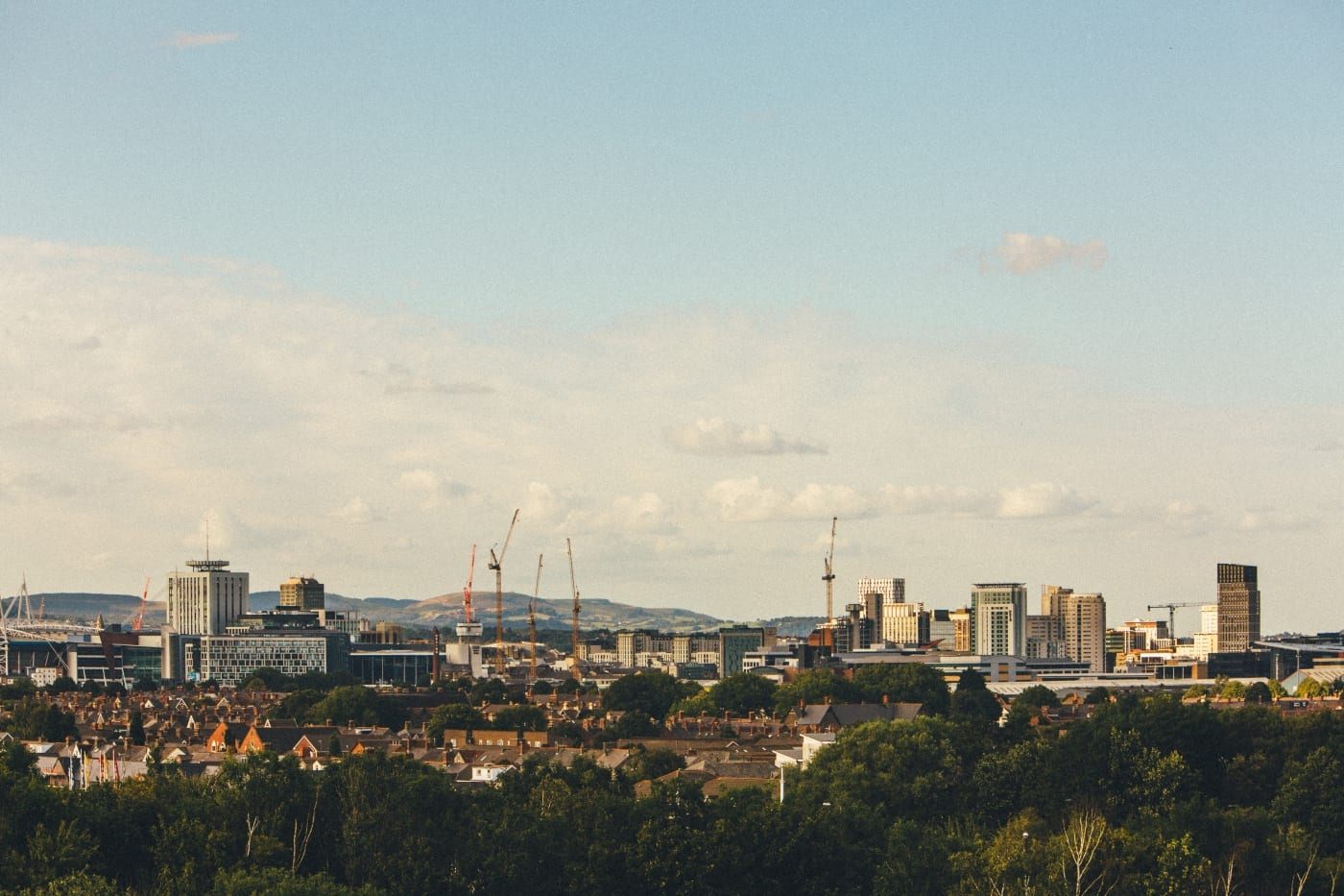 Where are the Nicest areas to live in Cardiff? - blue self storage guide