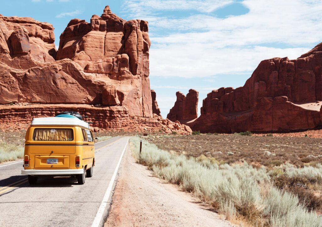 Campervan, caravan and motorhome travel adventure blog from blue self storage cardiff